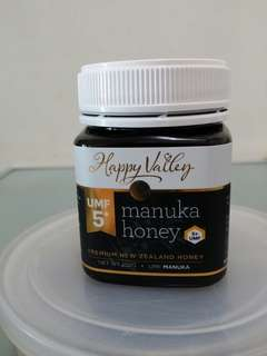 Happy Valley Manuka Honey 250g