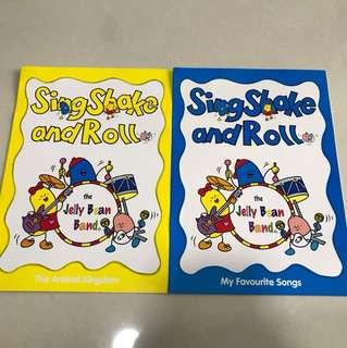 English Song books
