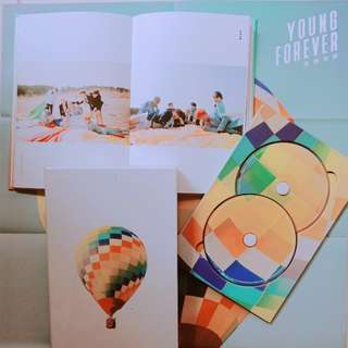 "BTS ""Young Forever"" Album"