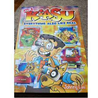 Mr Kiasu Book