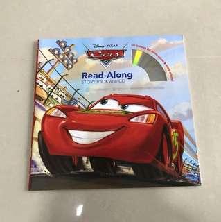 Cars English audio book