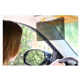 HD Vision Visor Pelindung silau kaca mobil untuk siang & malam HMB00323000