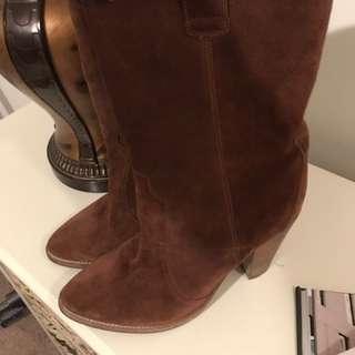 Aquatalia suede Boots -Size 11