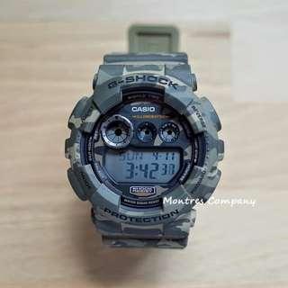 Montres Company香港註冊公司(25年老店) CASIO g-shock GD-120 GD-120CM GD-120CM-5 三隻色都有現貨 GD120 GD120CM GD120CM5