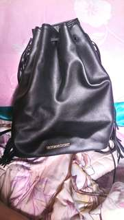 Authentic Victoria Secret Bucket Backpack