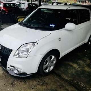 Suzuki Swift 1.5cc (AT)(2012)(OTR)