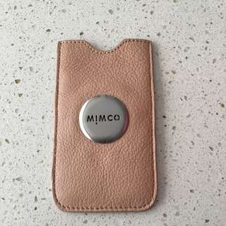 Nude Mimco Phone Case