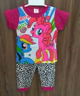 Little Pony - cartoon pyjamas
