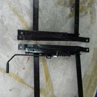 Honda city gm2 bucket seat railing