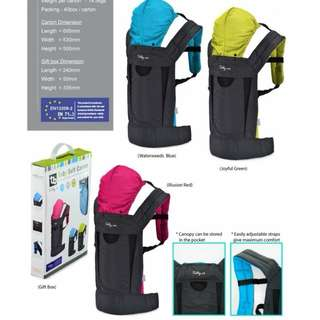 Baby Carrier - Tobby - Still New
