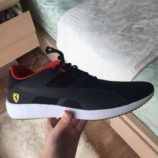 Puma x Ferrari shoes