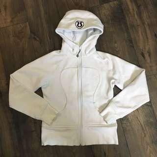 Lulu lemon White Sweater