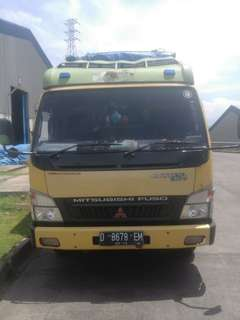 Mitsubishi Canter 136ps