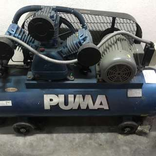 Air compressor PUMA 5hp