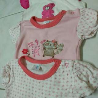 Set of baby romper for sale (6-9mths)