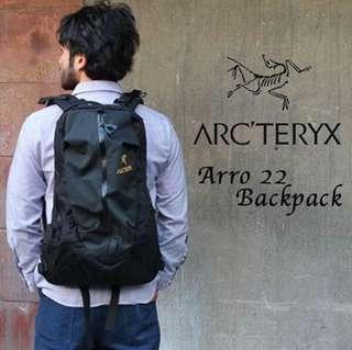 """New! 現貨特賣""""hk保養"""" 專售全新行貨100%new&real 不死鳥Arc'teryx Arro 22 backpack! 香港行貨單,終生香港保養,未拆塵袋!  Wtsapp 61885900"""
