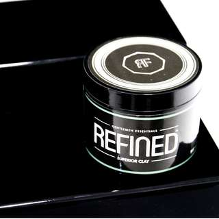 Refined Superior Matte Clay | STRONG HOLD | MATTE LOOK | INSTOCKS BEST CLAY