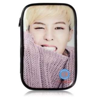 韓國 The saem GD G-dragon pouch beauty bag 化妝袋