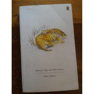Monsoon Tiger and Other Stories by Rain Chudori