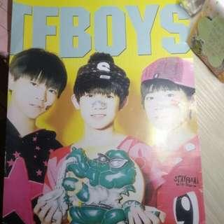 TFBOYS 海报