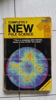 Completely New PSLE Science