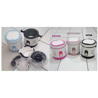 Mini Rice Cooker 3 in 1 (0,6 liter) Super Cook Bolde
