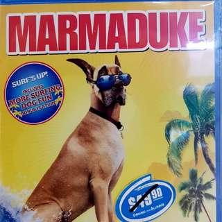 MARMADUKE BLURAY