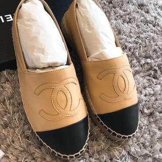 Chanel鉛筆鞋