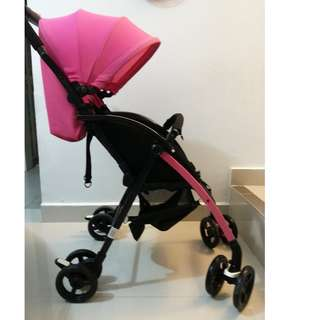 Sweet Cherry PINK Stroller For URGENT SALE