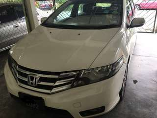 Honda City 1.5E 2012