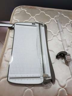 Stampin up paper trimmer.