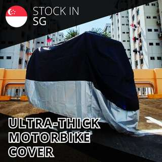 Ultra Thick Waterproof Cover for Motorbike / Scooter / Bike