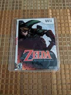 Wii Zelda Twilight Princess