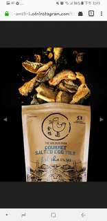 🦆新加坡金鴨 鹹蛋魚皮🦆