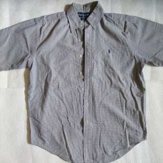 Polo Ralph Lauren Short Sleeve Shirt 短袖恤衫