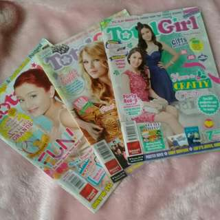 Total Girl Bundle #3