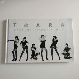 T-ara Absolute First Album