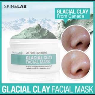 Glacial Clay Facial Mask