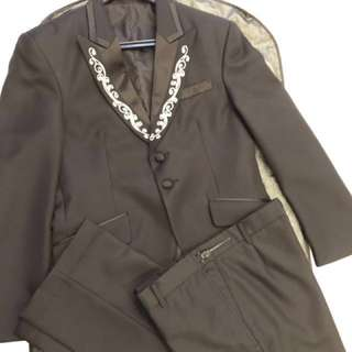 Domanchi Tuxedo Set🤵