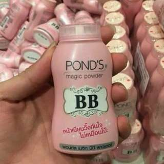 Pond's bb magic powder