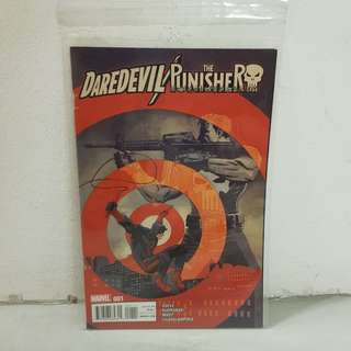 Daredevil x The Punisher: Seventh Circle #001