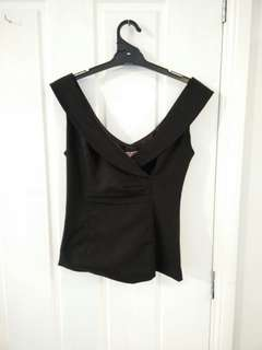 Review evening top