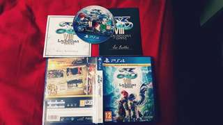 PS4 game: YS VIII: Lacrimosa of Dana R2