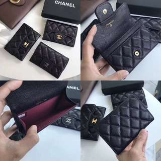 Chanel Card Pouch