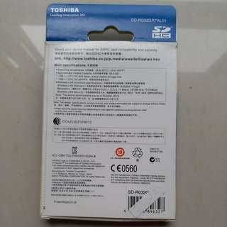 SDHC 32G 無線存儲卡