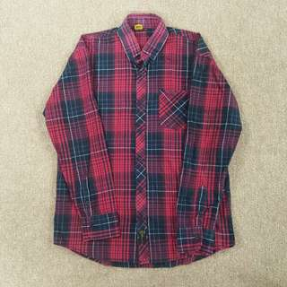 RSCH Flanell Red-Black Cube