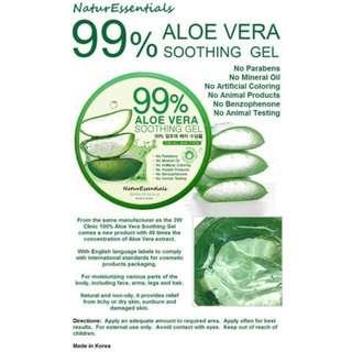 ✨BNIP✨ NaturEssentials Aloe Vera Soothing Gel