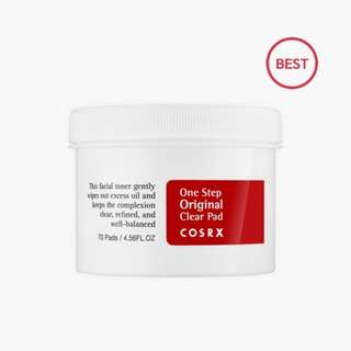 COSRX - One Step Pimple Clear Pads 70ea