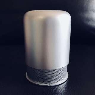 Hidden Radio Bluetooth Speaker
