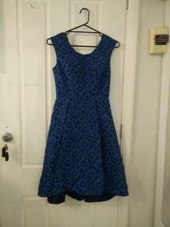 Review evening dress